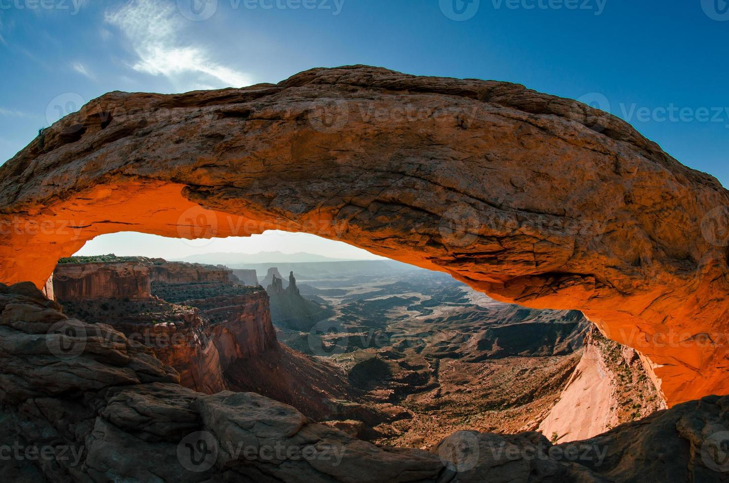 Mesa Arch, Canyonlands National Park, Utah photo