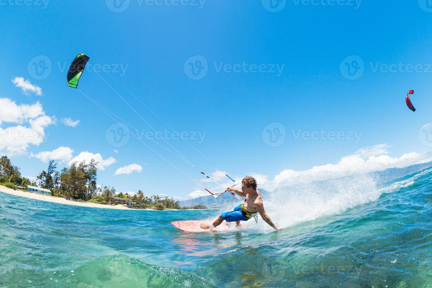 surf de vela foto