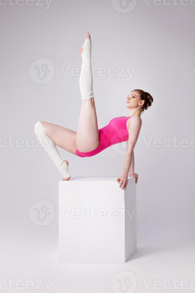 posturas de yoga foto