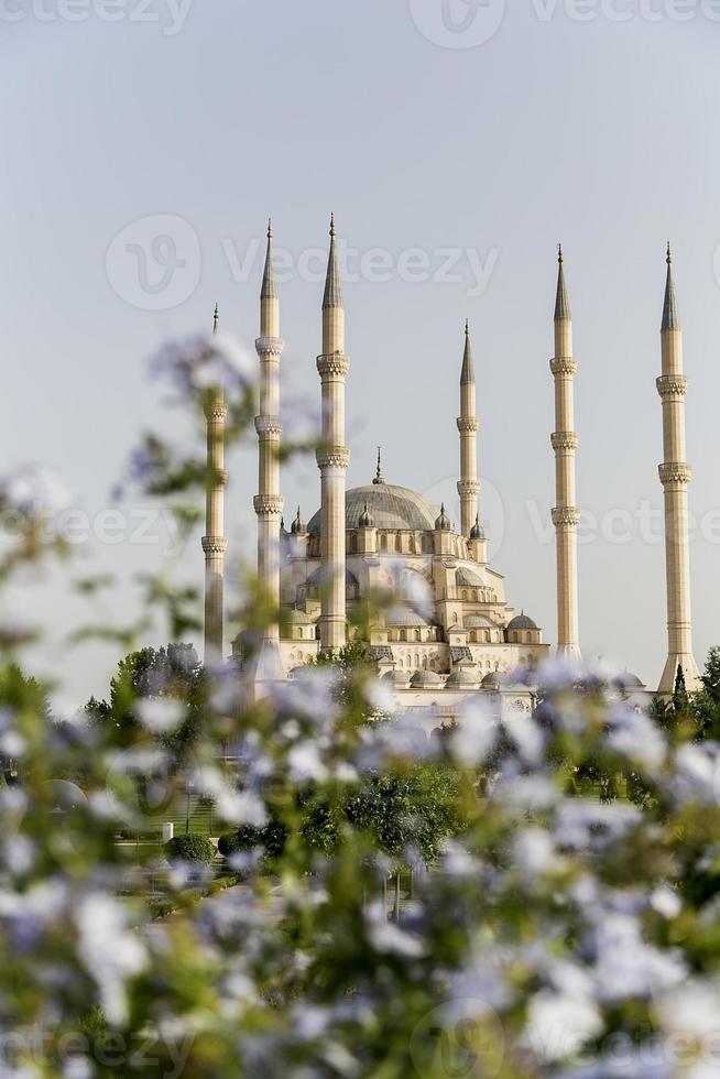Mezquita central adana sabanci foto