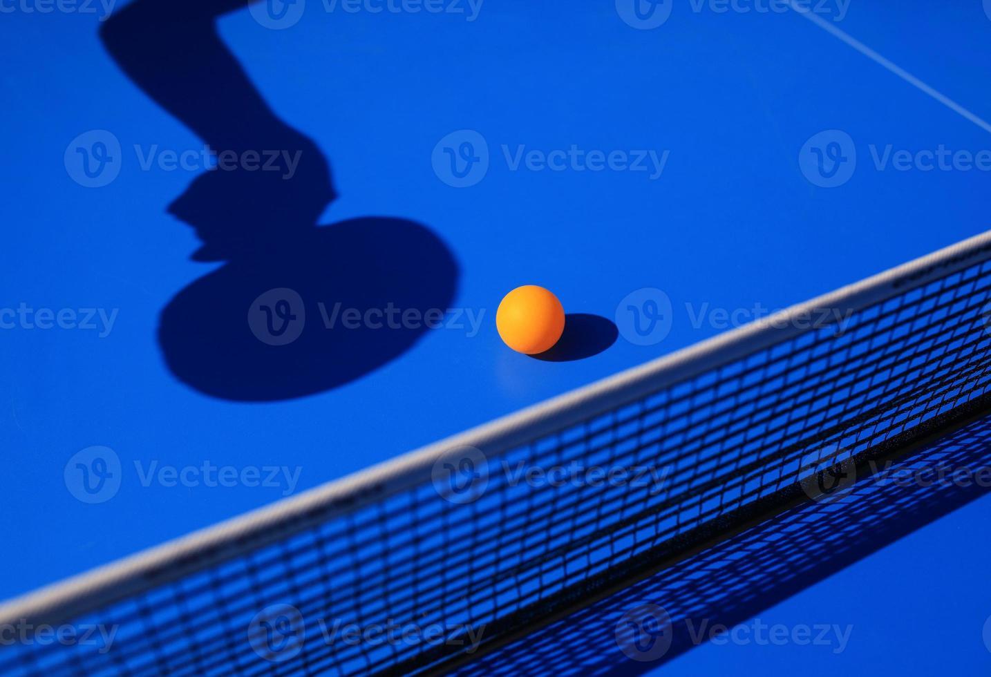 Tenis de mesa foto