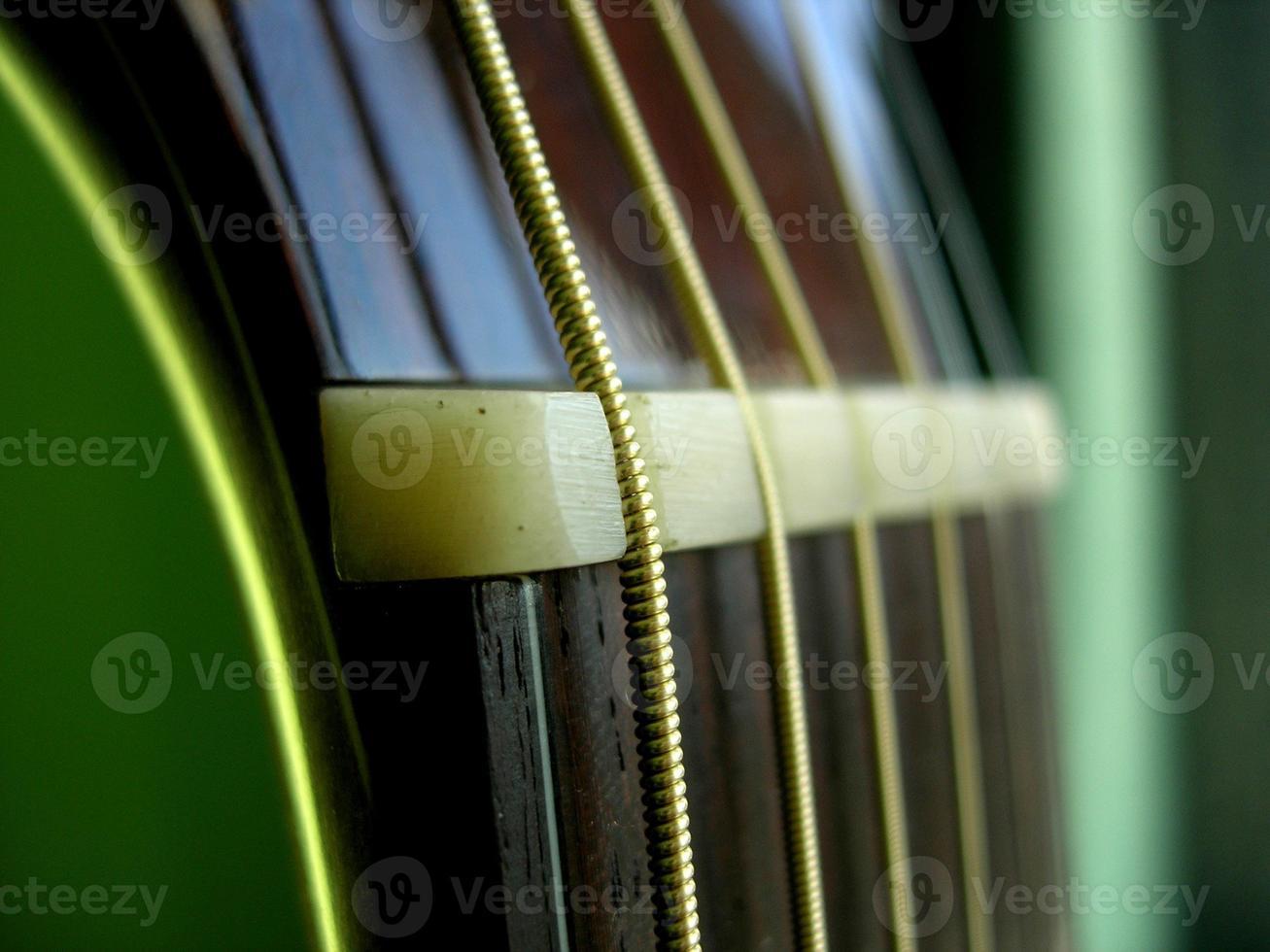 guitarra acústica 3 foto