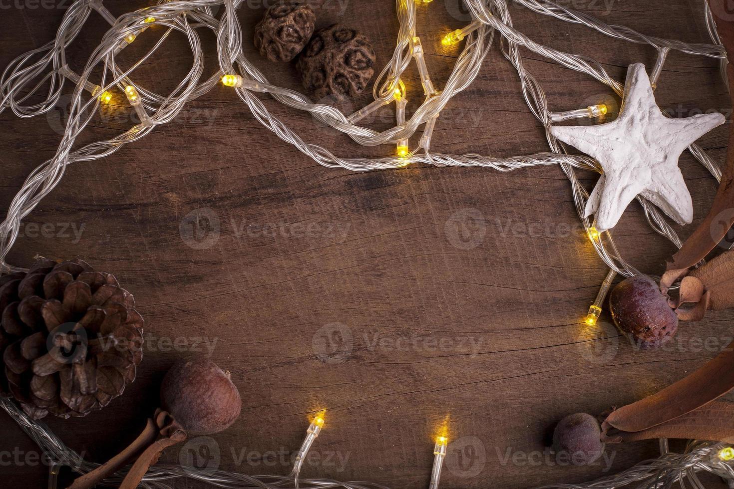 celebración de invierno foto