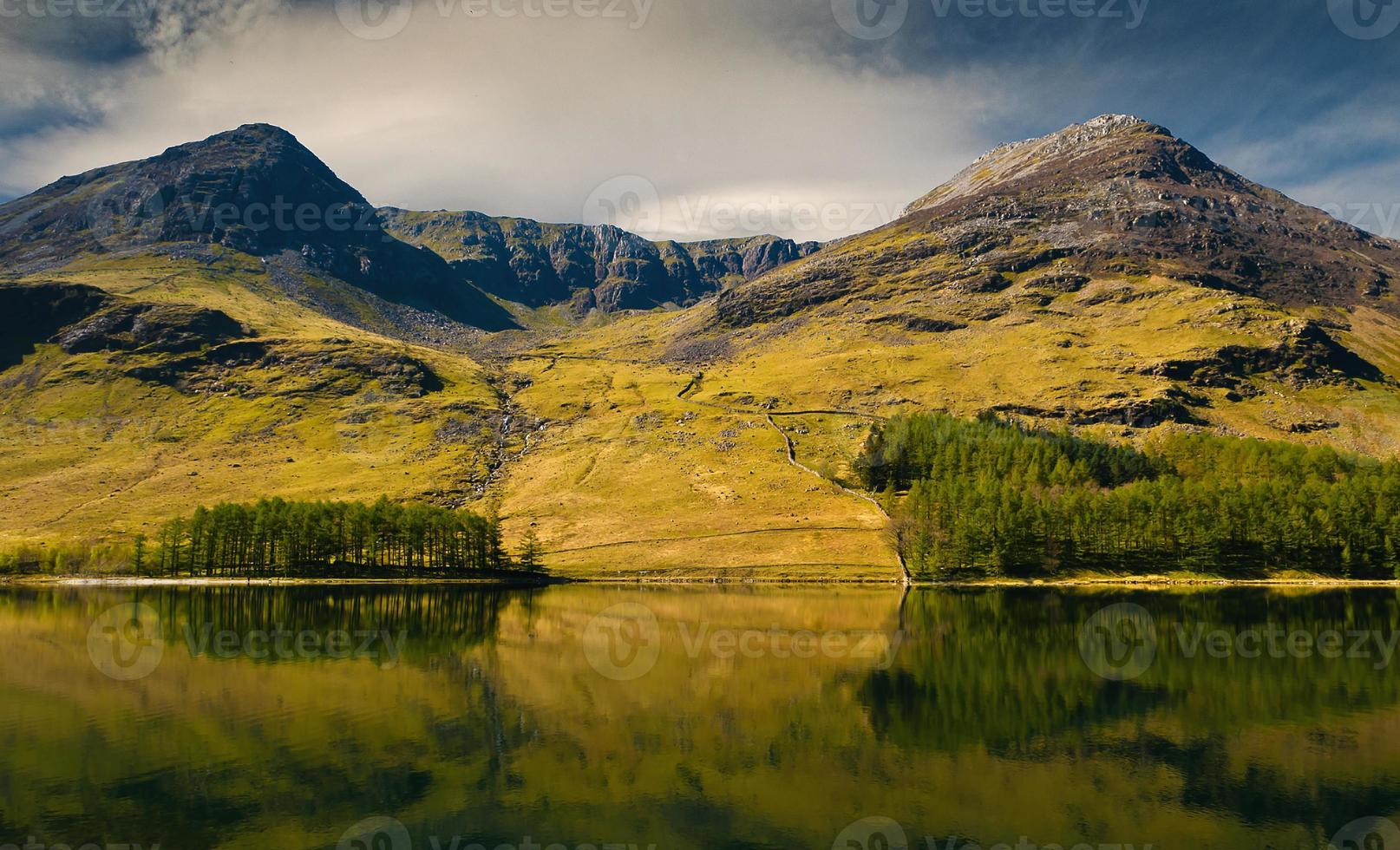 Buttermere Crags photo
