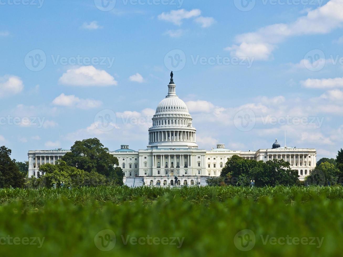 Capitolio de los Estados Unidos, Washington DC foto