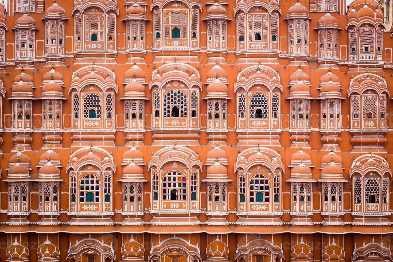 Hawa Mahal Palace in Jaipur photo