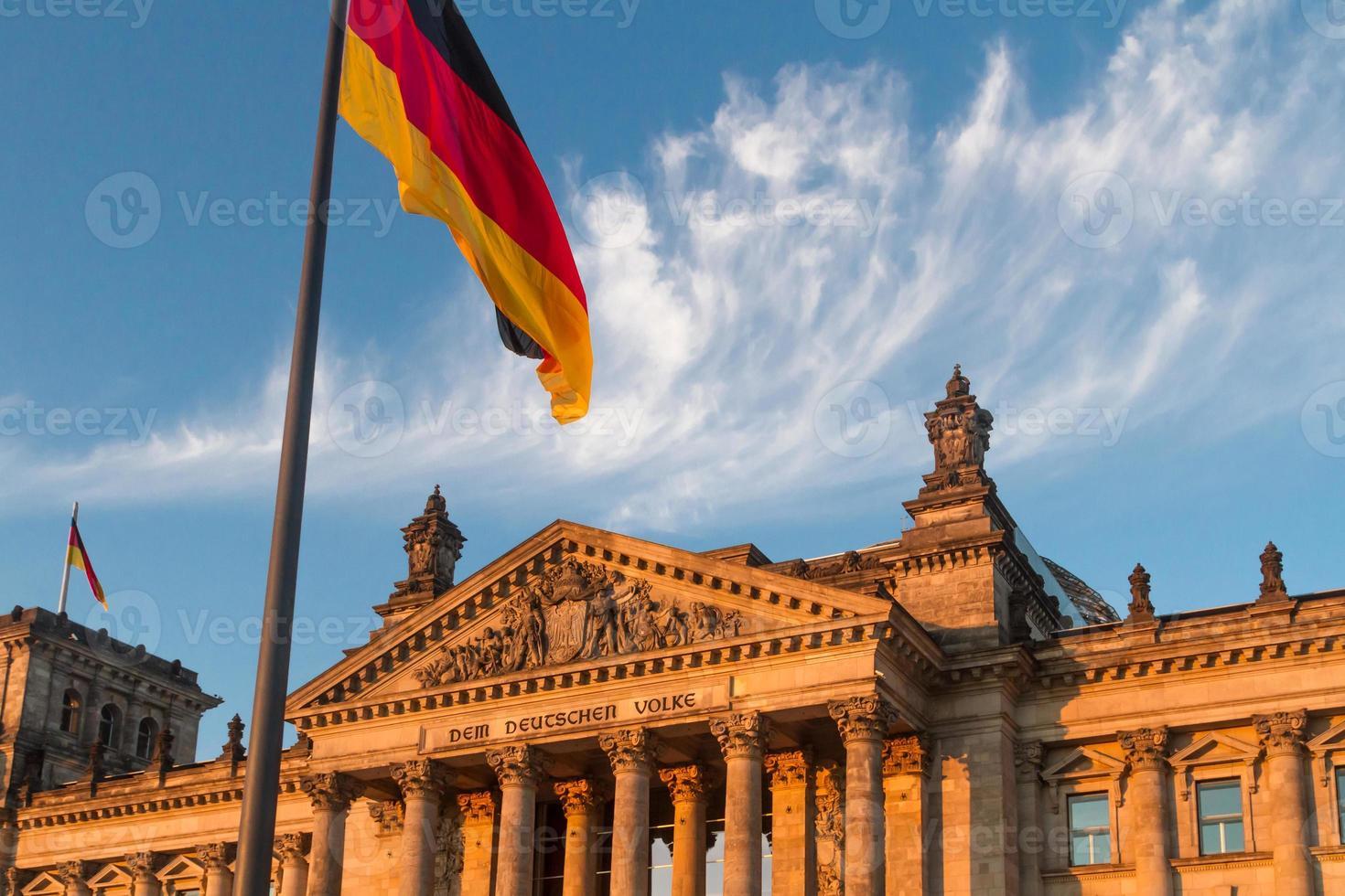 Rijksdag, Berlijn foto