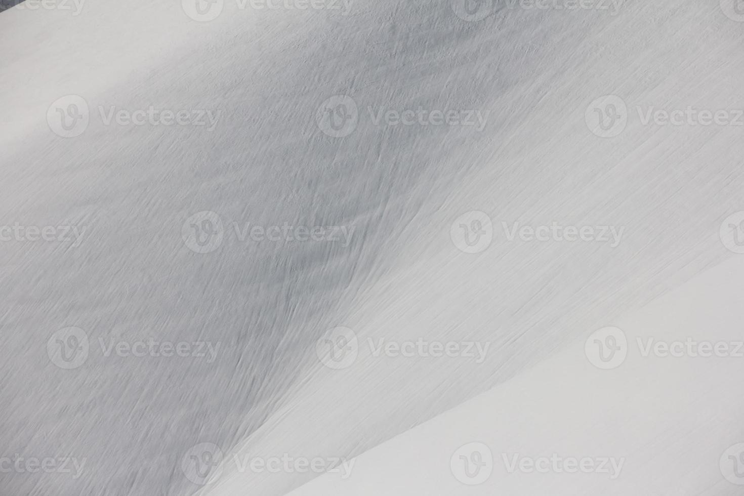 fondo de nieve foto