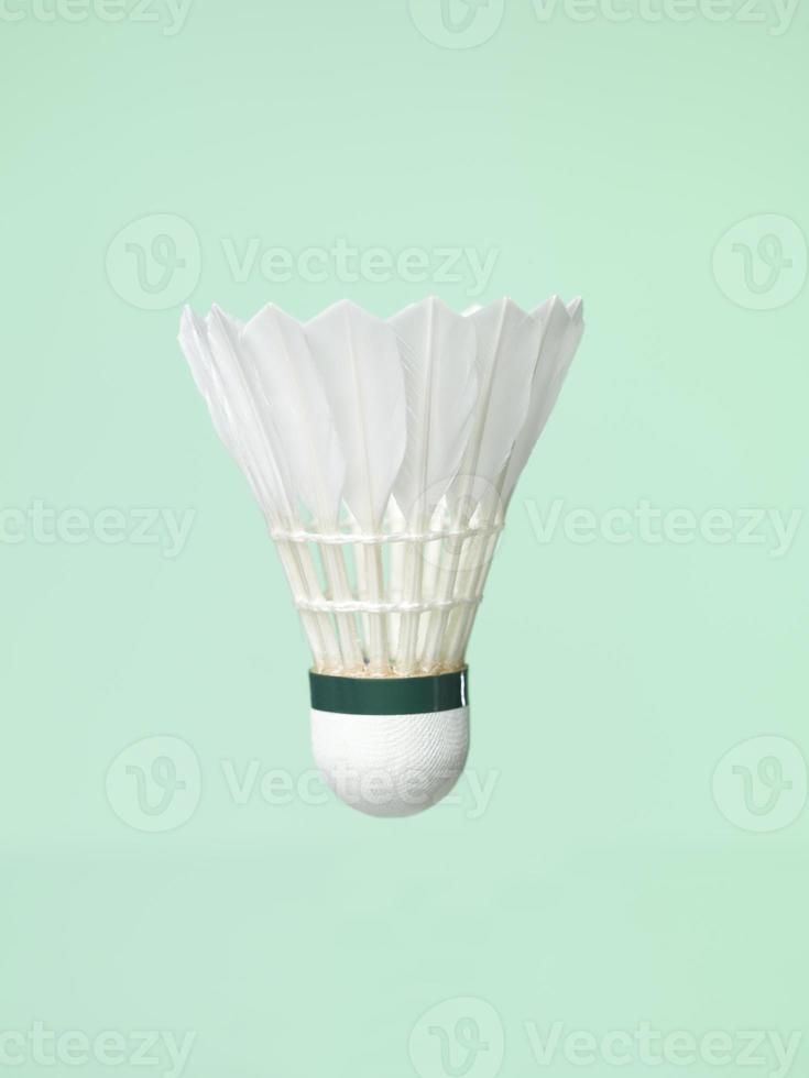 Badminton ball photo