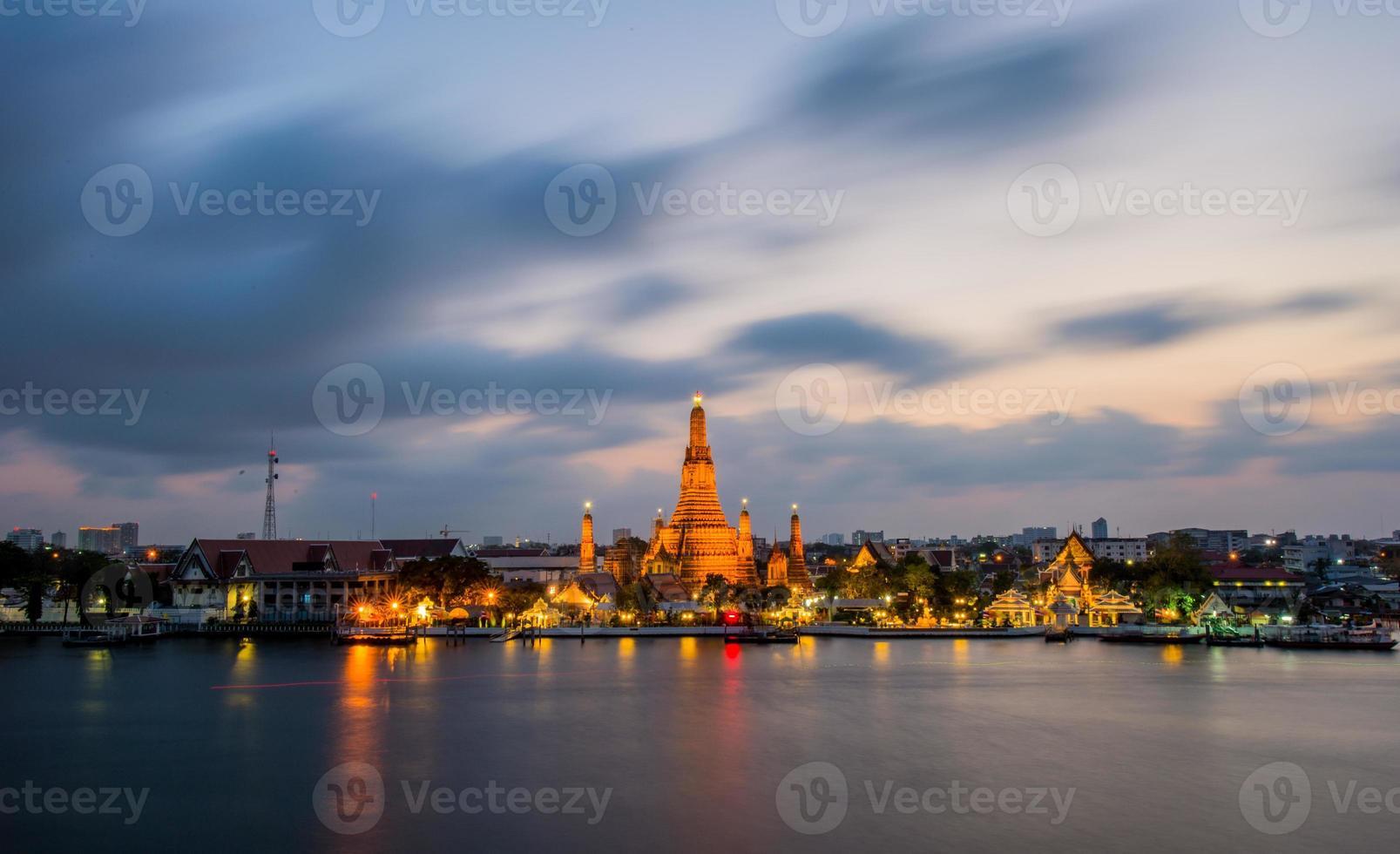 Templo Wat Arun Bangkok Tailandia foto