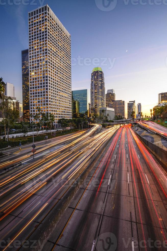 Downtown LA photo