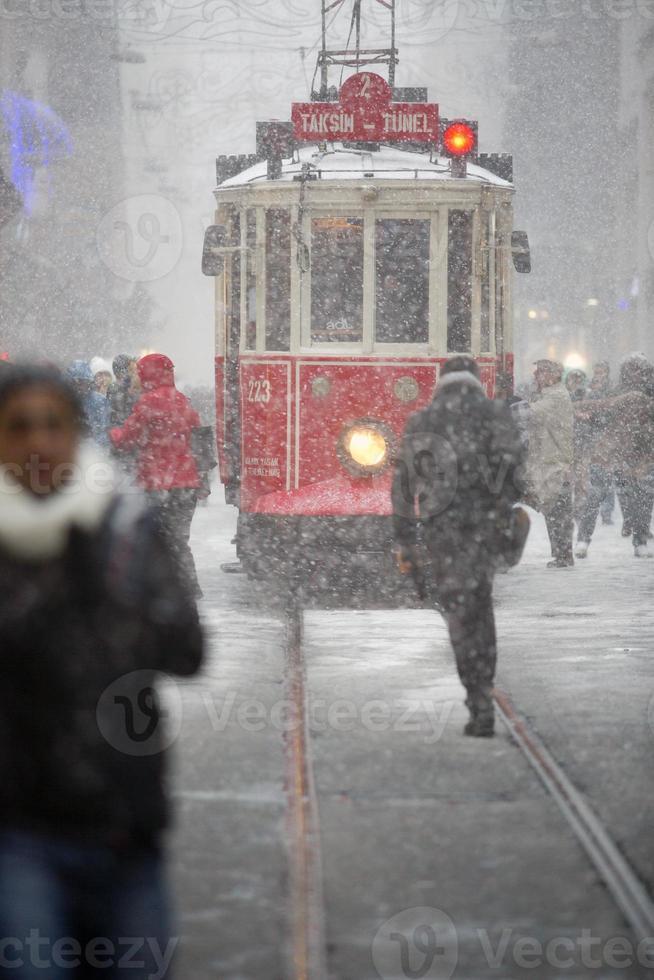 istiklal,taksim,istanbul photo