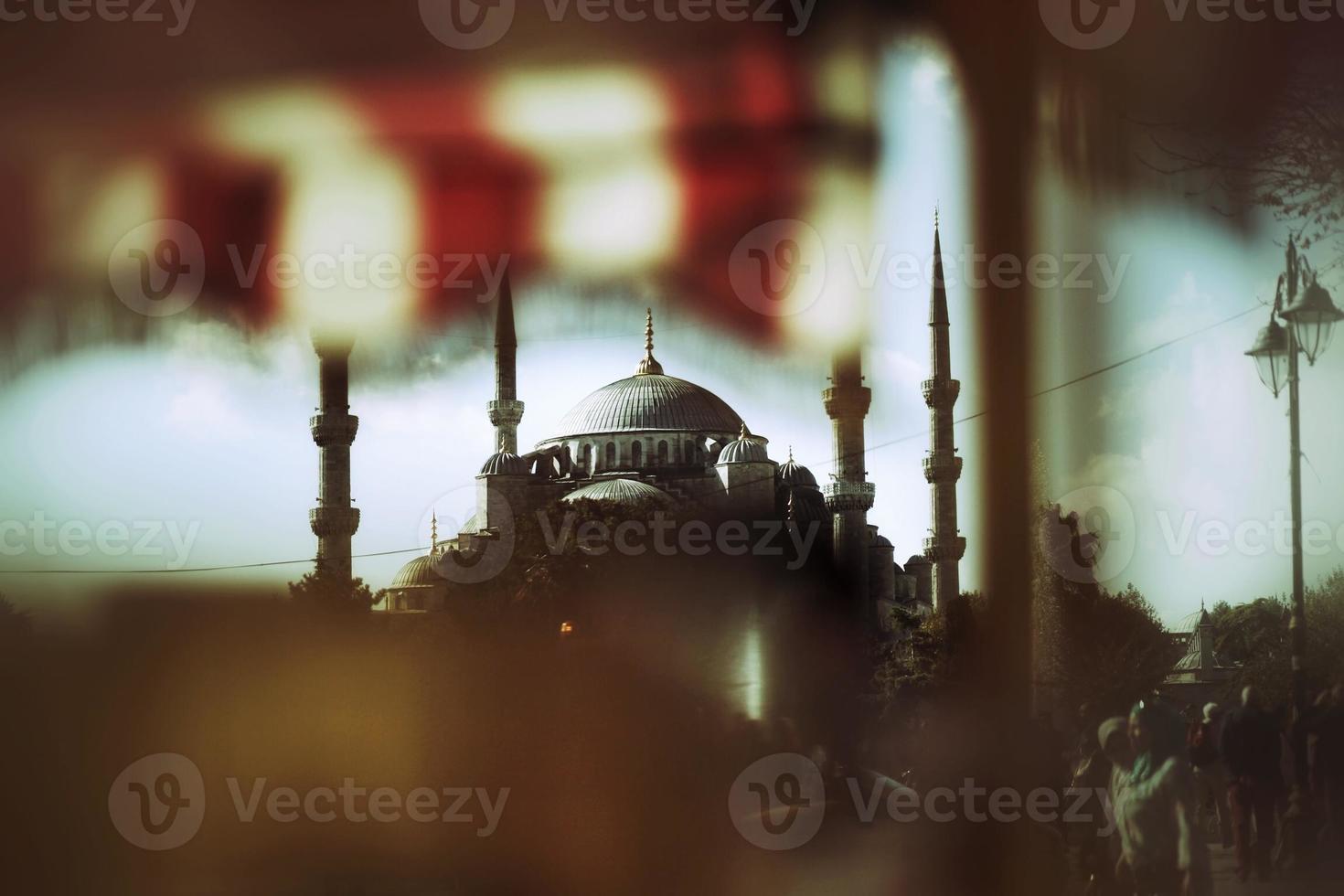 mezquita azul estambul foto