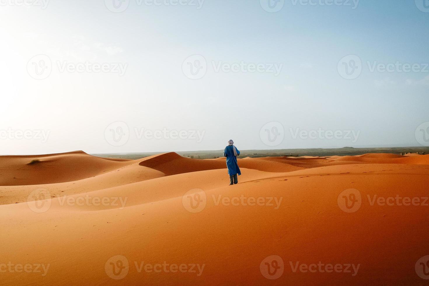 Moroccan Bedouin photo