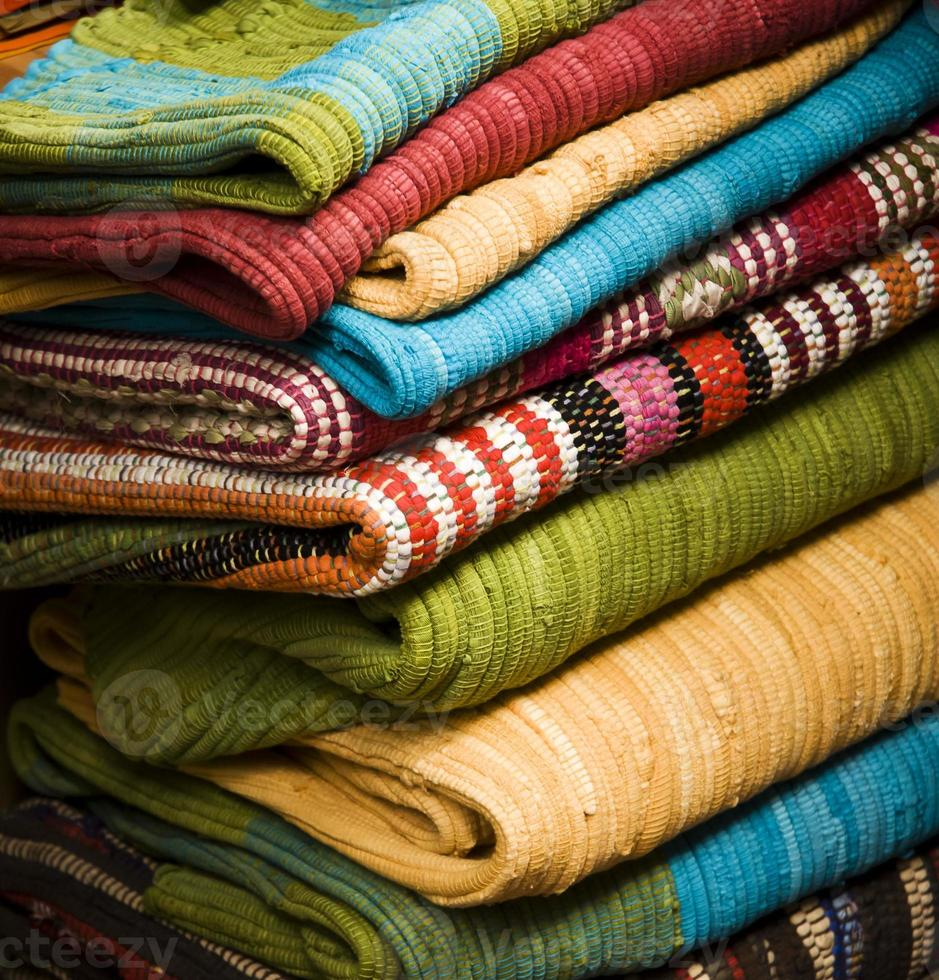 Stacks Of Carpets photo