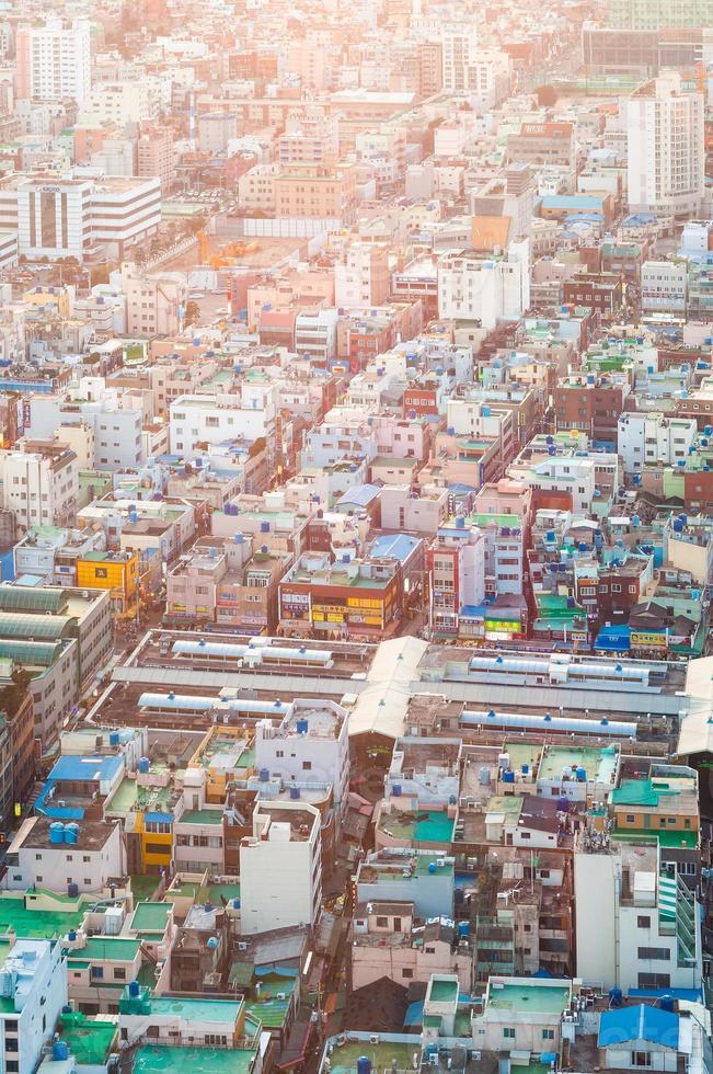 Cityscape of Busan photo