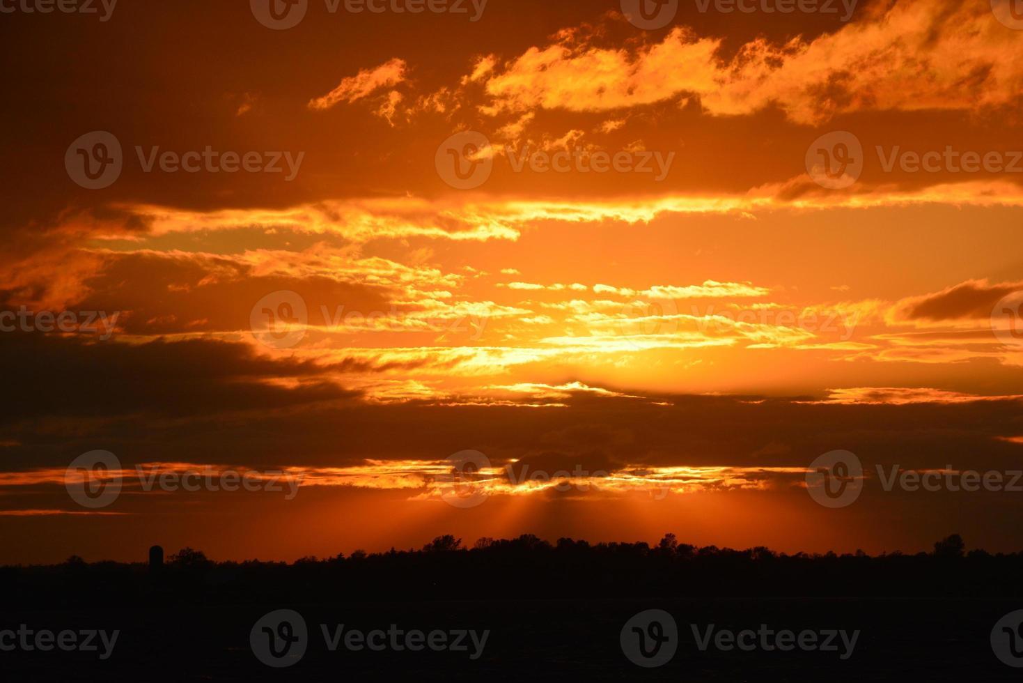 Dark Sunset-2 photo