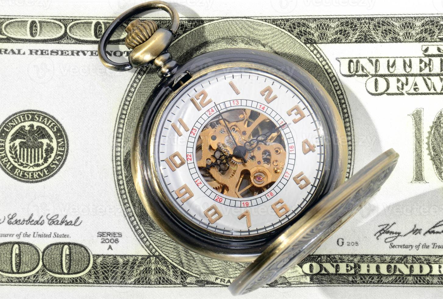 tiempo y dinero foto