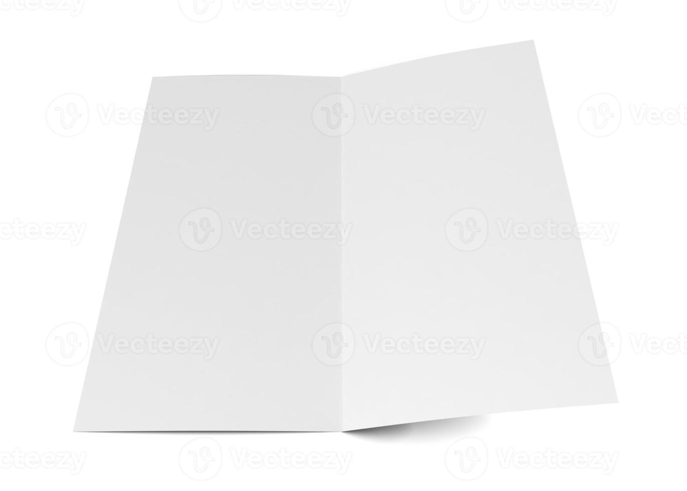 Bi-fold brochure photo
