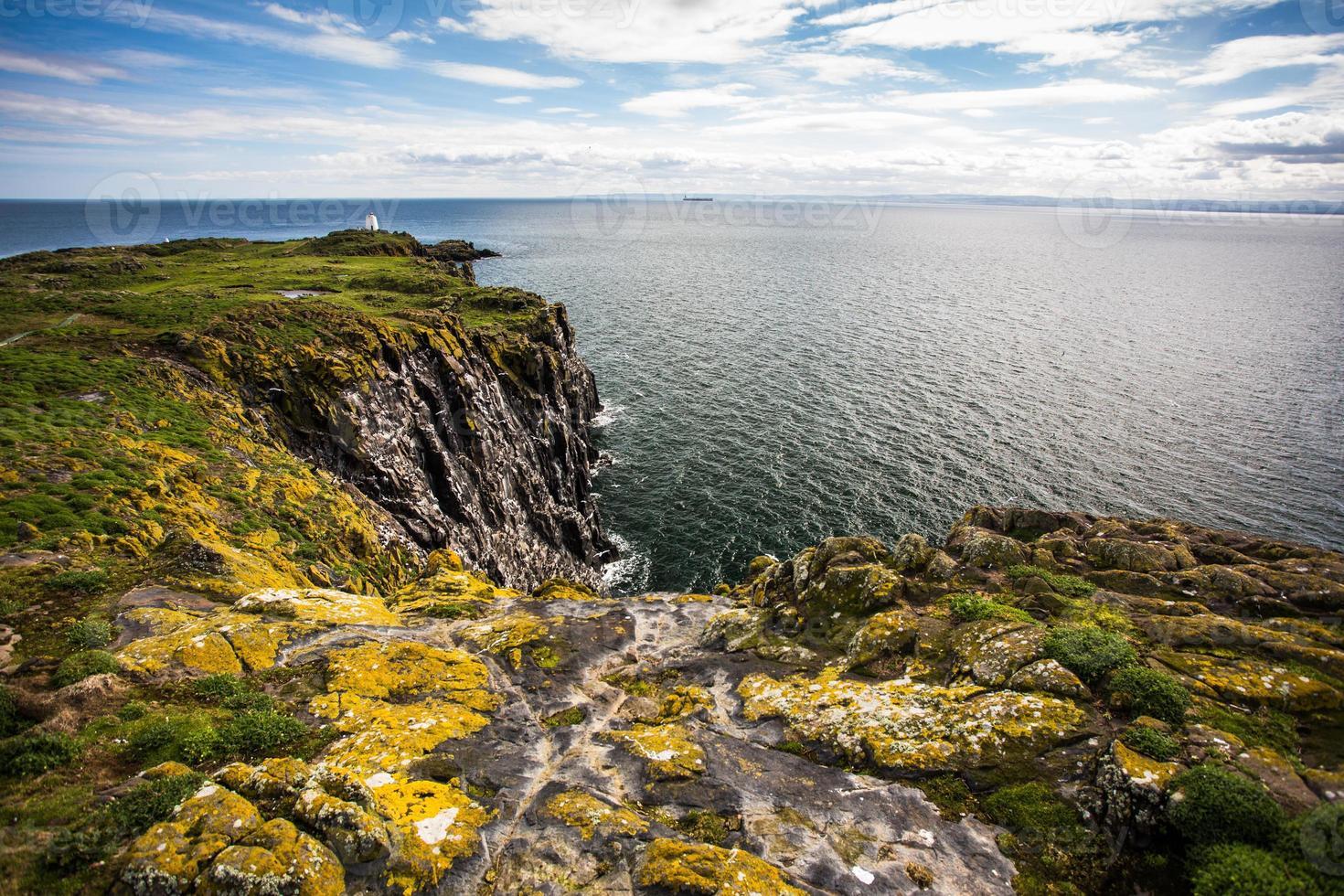 isla de mayo, escocia foto