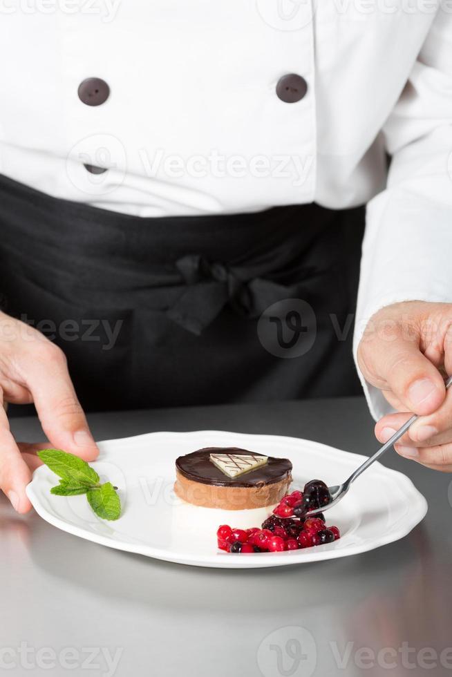 Cook desserts photo