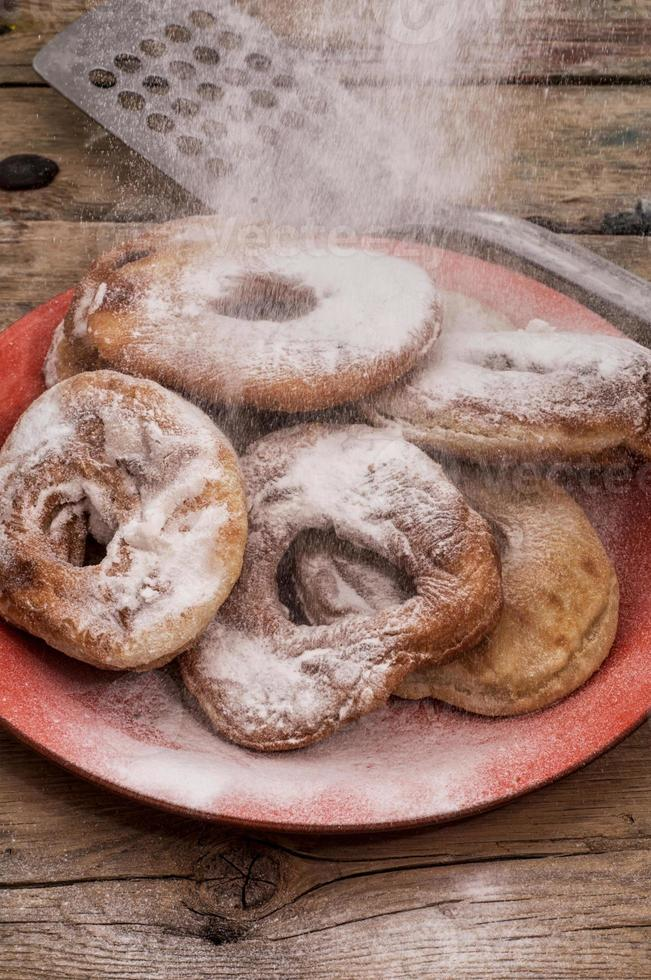rosquillas dulces foto