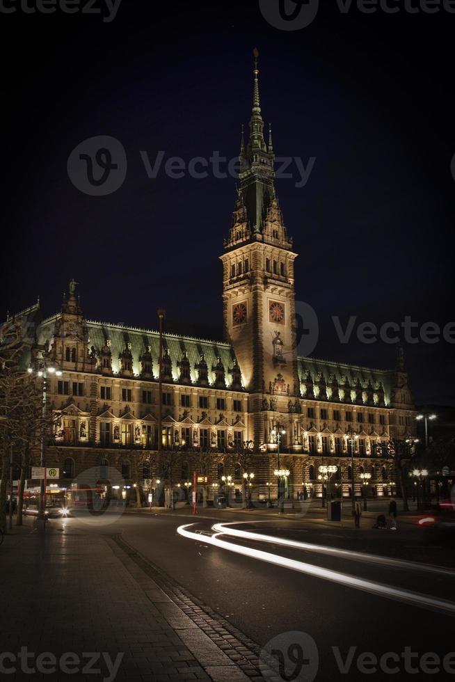 ayuntamiento de hamburgo foto