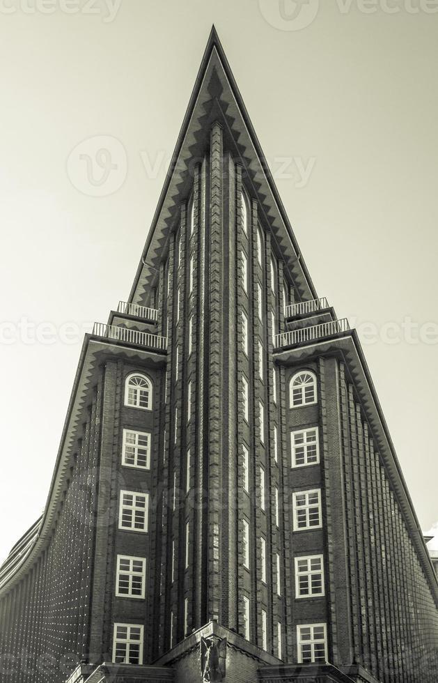 Chilehaus in Hamburg photo