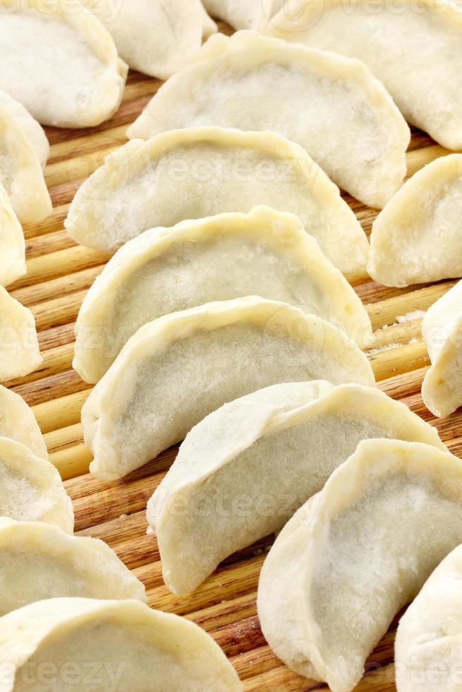 empanadillas chinas foto