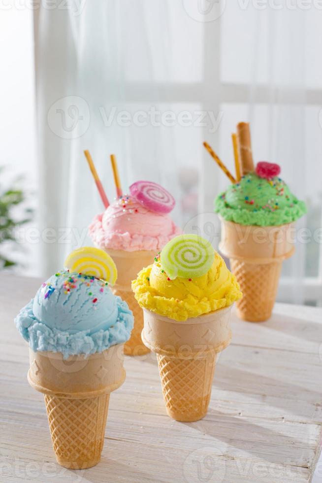 helado foto