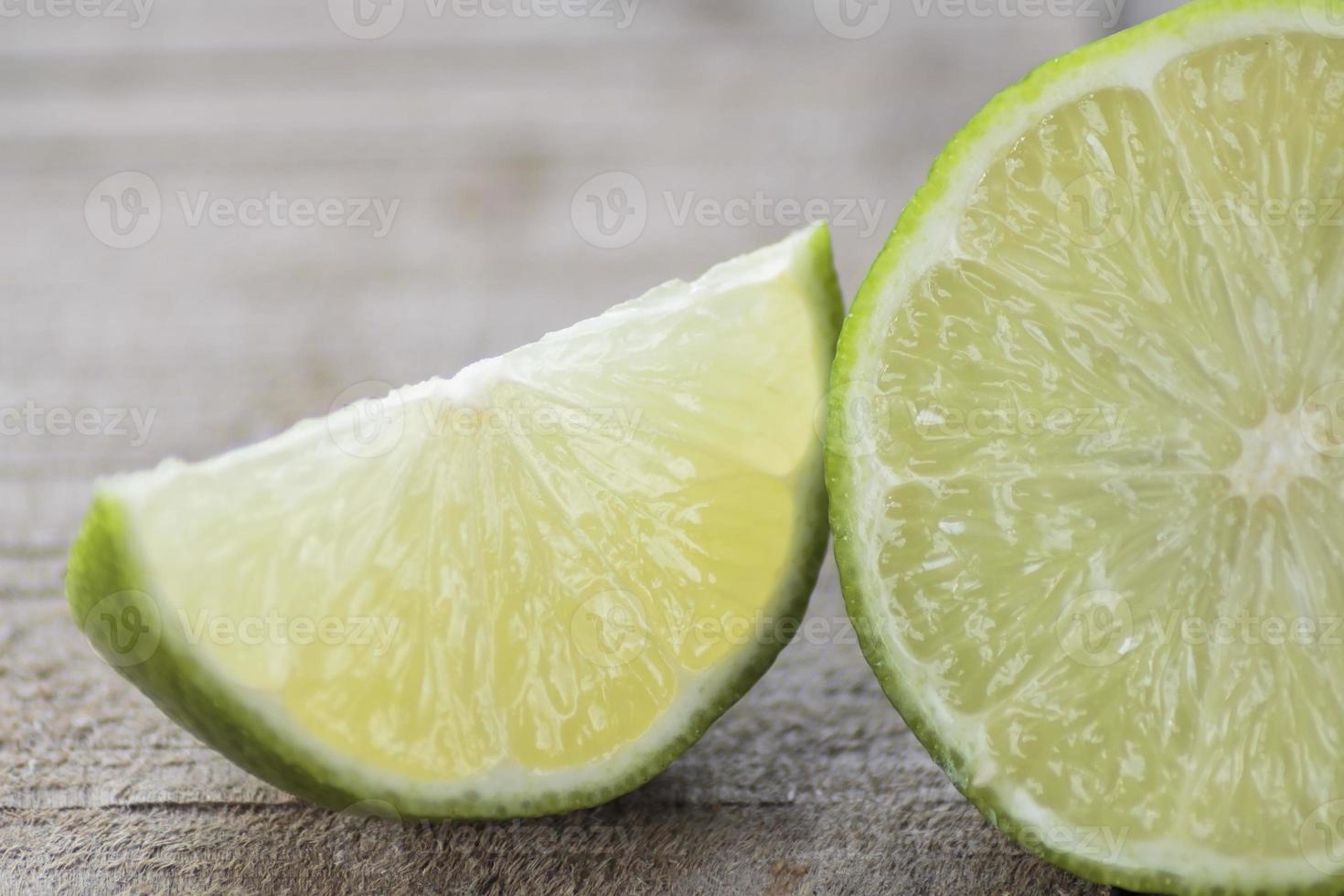 Fresh lime photo