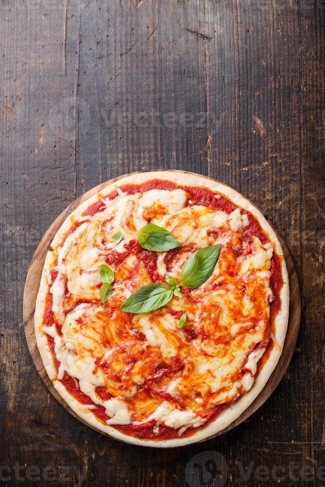 pizza margarita foto