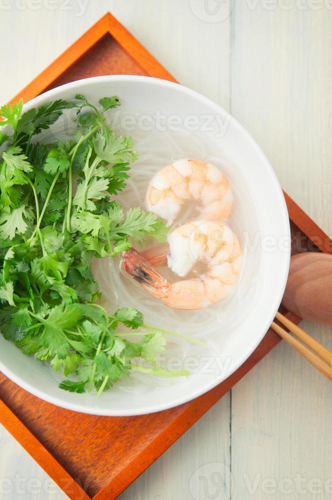 cocina que usa mucho cilantro foto
