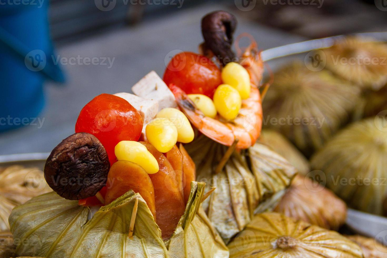 Chinese tamale photo
