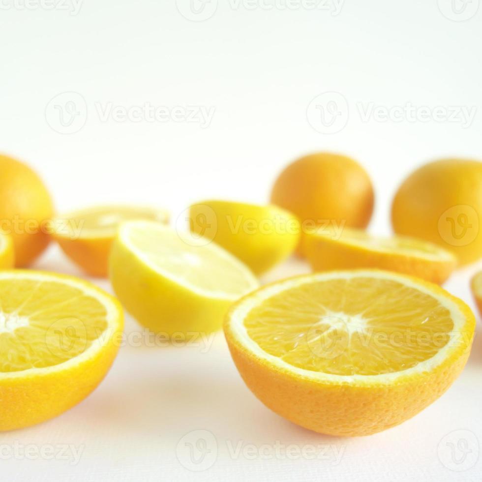 Citrus fruits photo