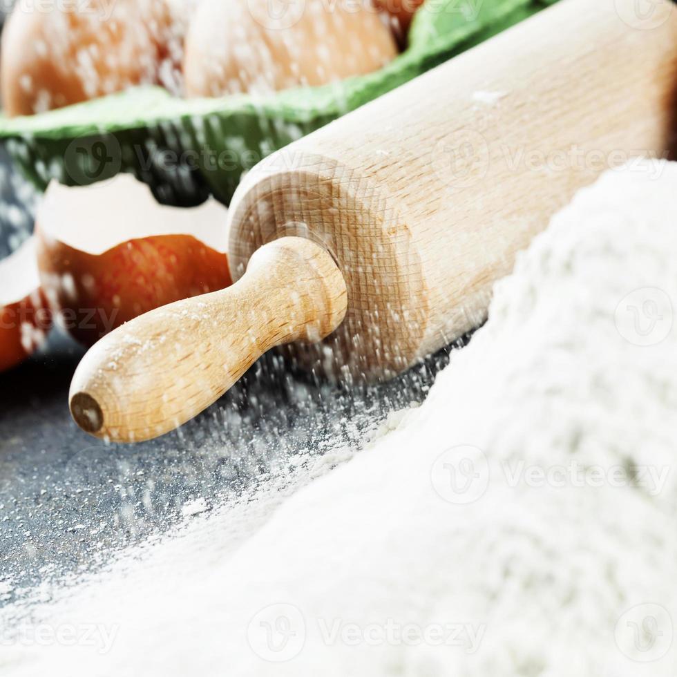 baking background photo