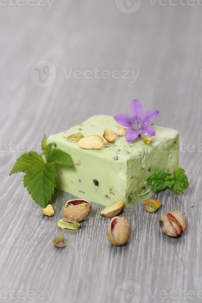 pistacho glace foto