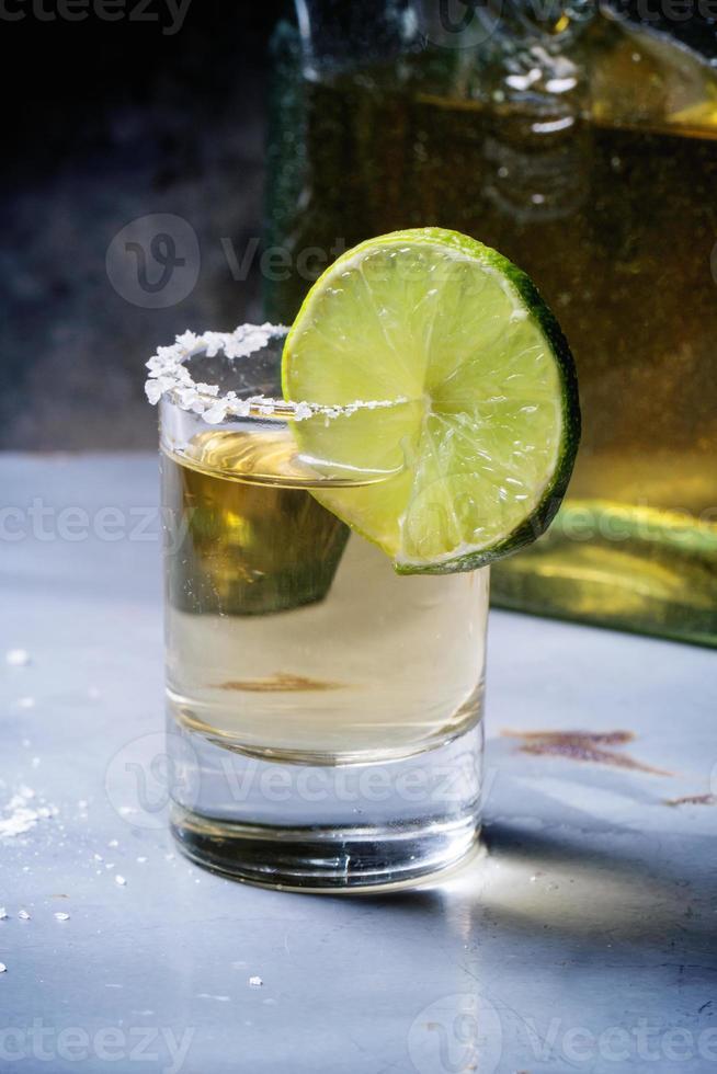 corto de tequila foto