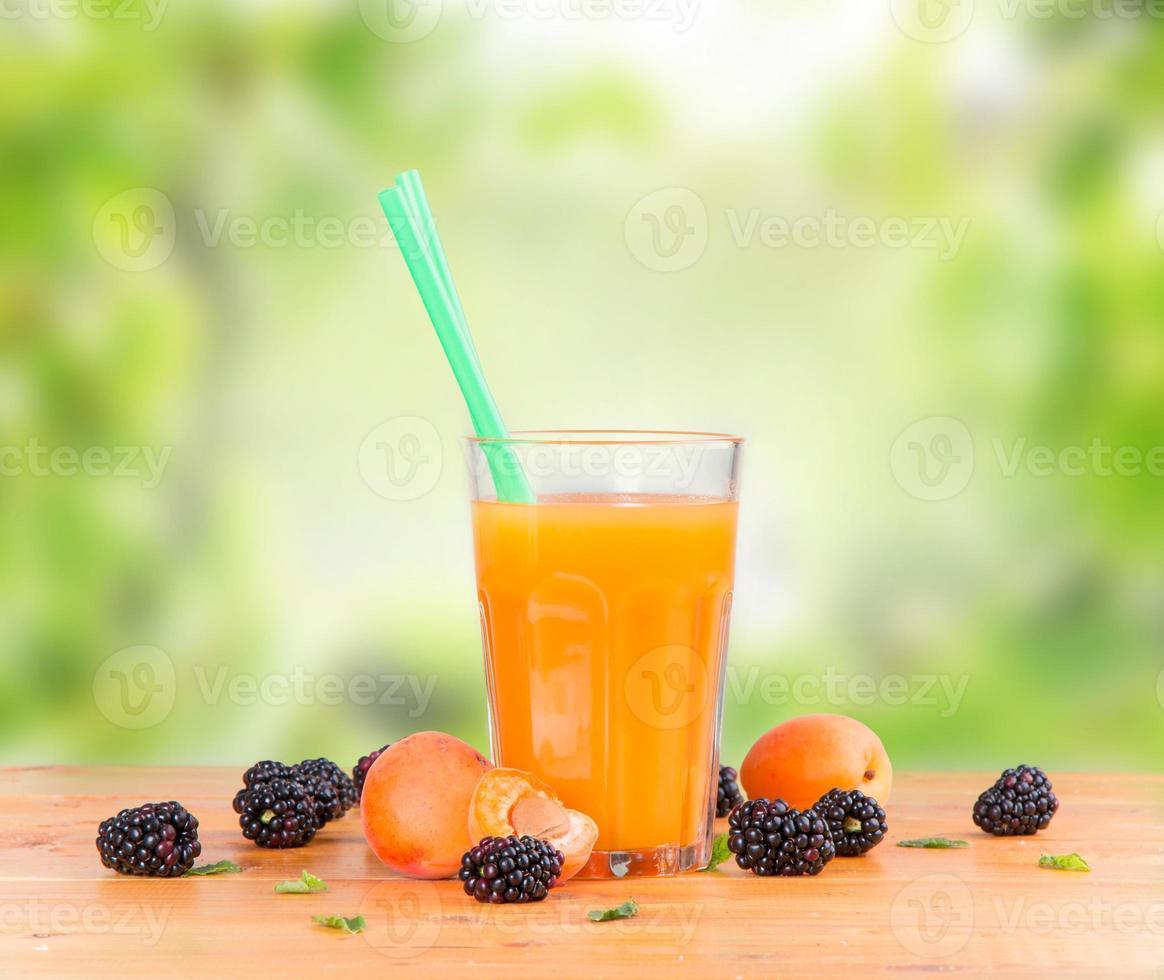 fresh juice photo