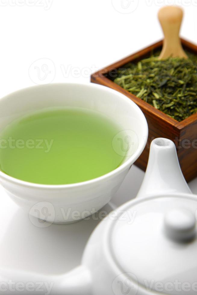 té verde jananese foto