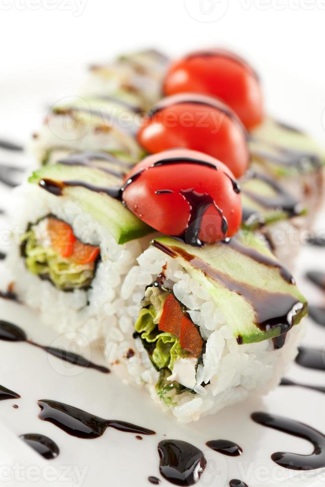 Vegetarian Roll photo