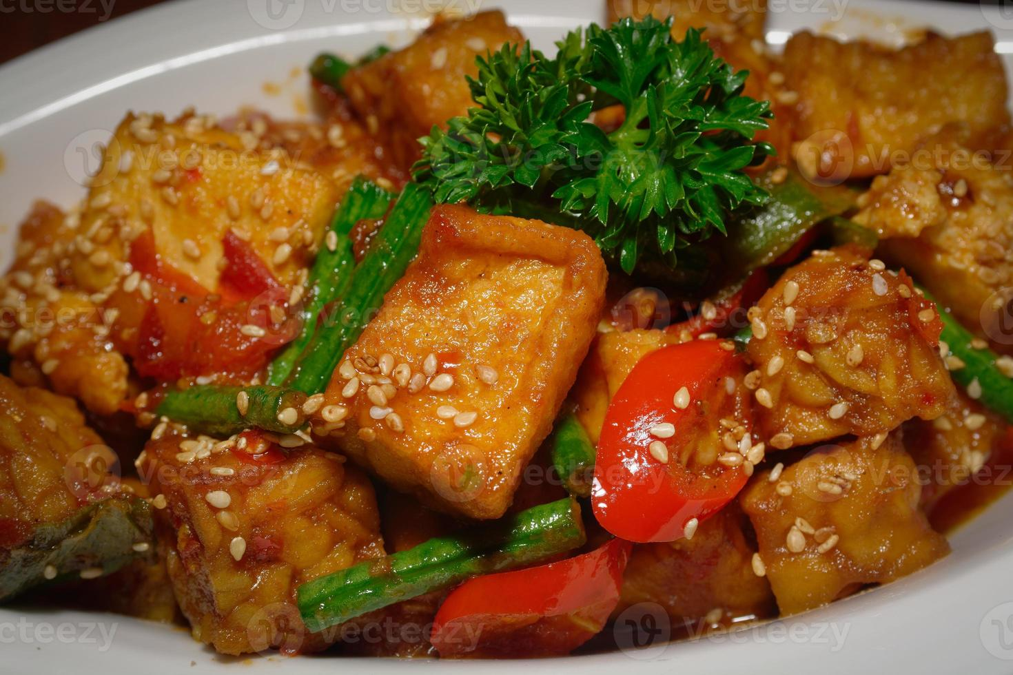 Tofu and Tempe photo