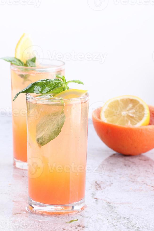grapefruit drinks photo