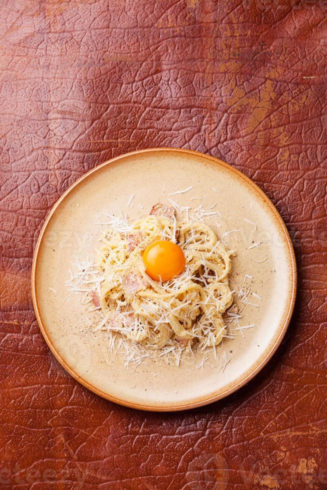 Pasta Carbonara photo