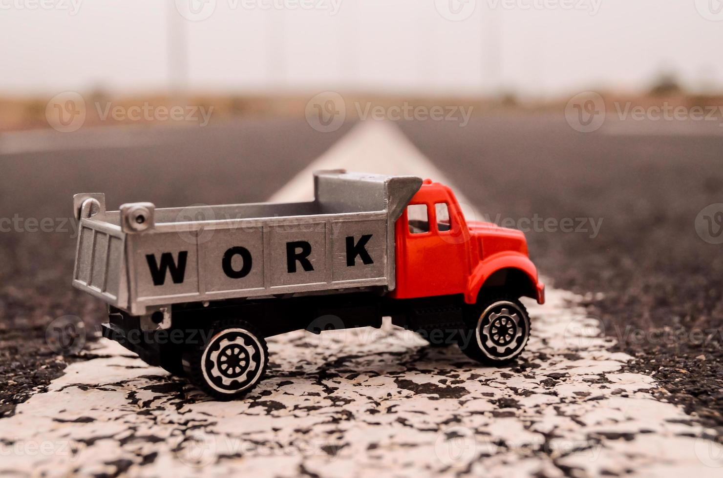 Model of the Truck photo