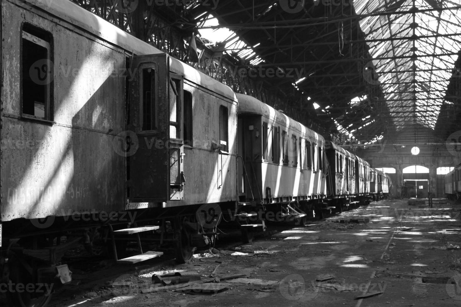 Old Train photo