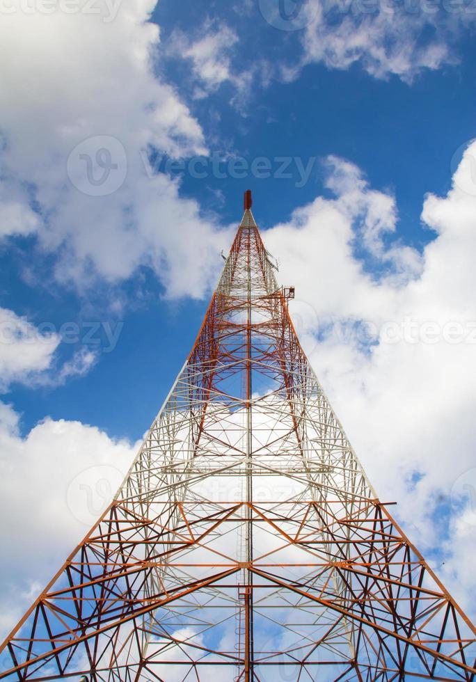 Telecommunication building photo