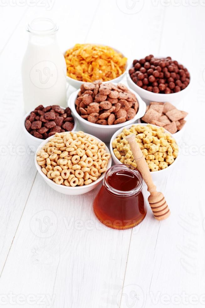lots of cereals photo