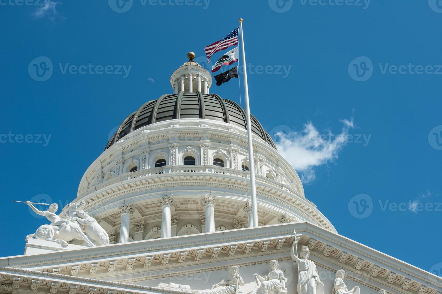 Sacramento Capitol Building photo