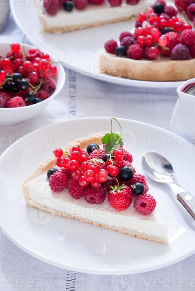 tarta de bayas foto